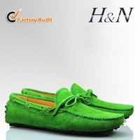 2014 genuine leather shoes loafers for mens