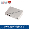 Factory price hd mini satellite receiver hd african iptv channels iptv box