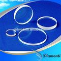 round di calore borosilicato resistente lastra di vetro pyrex