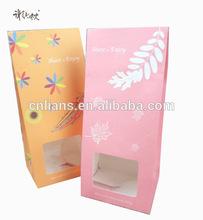 2014 paper shopping bag China manufacturer square bottom take away fast food paper bag
