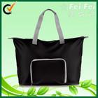PP webbing handle Foldable & Ultra Light Travel Bag