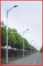 Single - arm road lighting poles