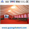 F eco friendly gazebo tent for wedding with romantic lining