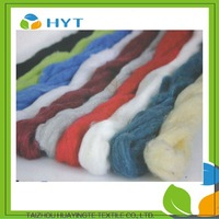 colored eco- friednly yarn