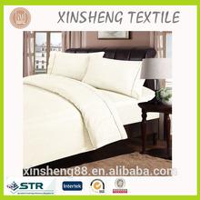 300TC 55%Cotton/45%Polyester Dobby Stripe sheet set