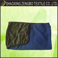roll-up picnic fleece blanket,blanket airplane fleece fabric,portable blanket