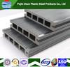 factory original SGS certificate fire retardant WPC outdoor decking flooring