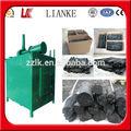 Aserrín de briquetas de madera máquina de la prensa, Biomasa pequeño de carbón vegetal máquina de briquetas