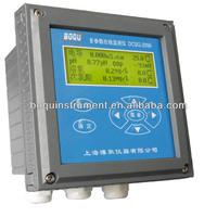 DCSG-2099 Multi-parameter pH, DO, EC CL, ORP Industrial water quality online analyzer controller meter