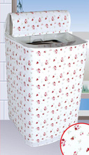 Printed factory price for washing machine cover, water proof,thick cover for washing machine