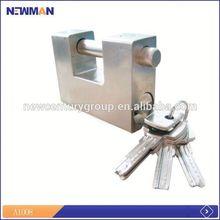 5pcs computer keys Iran special type pad lock
