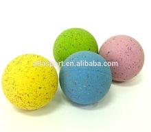 Hot Sale Rubber high bouncing flower ball, hot sale in Australia