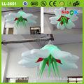 Gonflable géant décoration florale/gonflables. fleur/gonflables conduit fleur