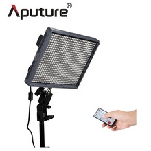 Aputure New CRI 95 672 led bulbs with Remote Control and Group Function Bi Color Led Video lights