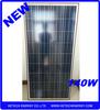 price per watt solar panels 140W hot sale in Afghan market
