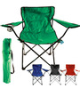 Camping chair materials