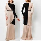 wholesale model kebaya black and grey fashion women baju kurung