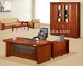 Madeira executivo moderno mobiliário de escritório mesa de fotos( foh- k2299)