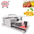 Manual cortador de tomate, fatiador de limão