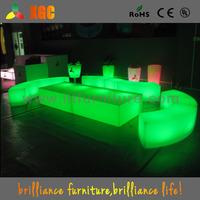 Events / wedding lighted Illuminated LED Table