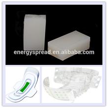 China supply block shaped adhesive for medical and sanitary products
