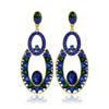 2014 latest wholesale high quality handmade alloy earrings