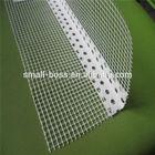 PVC Plastic angle bead/pvc angle bead with mesh for building wall