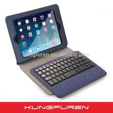 Bluetooth keyboard Case for Ipad Mini ,Removable scissor type keyboard