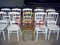napoleão cadeira de madeira