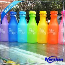 plastic bottle for fruit juice