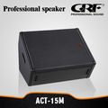 GRF da 15 pollici pro box audio coassiale altoparlante monitor da studio