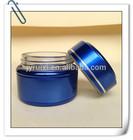 blue skin care aluminum mason jars wholesale