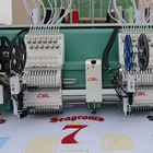 Flat+chenille+sequin high speed embroidery machine