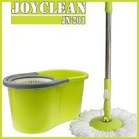 Joyclean JN-201B Pedal Free Cleaning Materials Spinning Mop Bucket