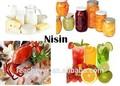 Nisina aditivo alimentario CAS : 1414 - 45 - 5 nisina