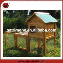 custom rabbit hutch