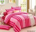 Ievey 100% fils de coton teints drap de lit de gros élégant canada natte zz4011