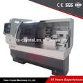 Automatique cnc banc en métal tour machine avec électrique. ck6140b tourelle