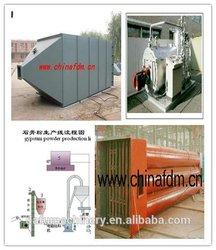 Best quality gypsum powder production/making line