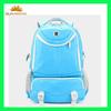 2014 popular hot sale blue polyester travel bag