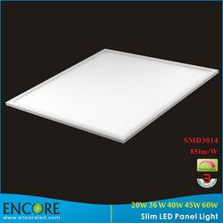 High quality IP54 panel mount led light 600x600 mm led panel light aluminum frames