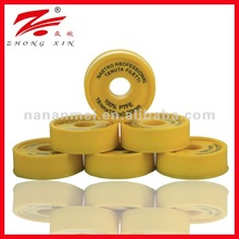 hot~~ ptfe thread seal tapes yellow gas line for yellow plastic gas line