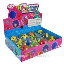 FA001 5.5cm marine flashing bouncy balls