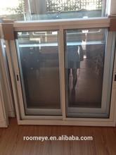 cheap house windows pvc sliding windows