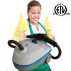 Worldwide used Heavy Duty Solution Multi-Purpose Canister Steam Cleaner 370