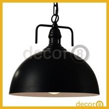 Modern retro Industrial Dome Ceiling Light Pendant Lamp