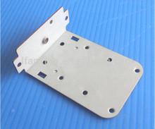Metal folded, sheet metal stamping