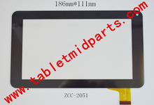 MID Tablet 7 inch Capacity Touch screen Panel---ZCC-2051