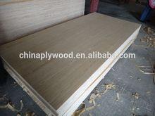 decorative plywood of Red oak,natural ash,sapele,natural teak plywood