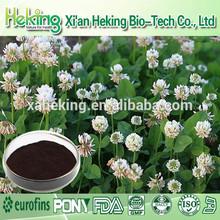 Best price red clover extract 40%,isoflavone